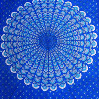 Blue Waters Element Tapestry