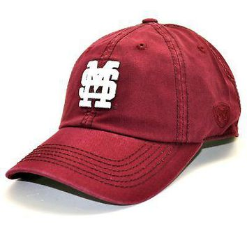 37b5d7a108f Licensed Mississippi State Bulldogs NCAA Adult Adjustable Hat Cap St Top Of  The World KO 19 1