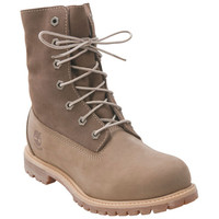 Timberland Waterproof Fold-Down Taupe Taupe Outdoor Boot