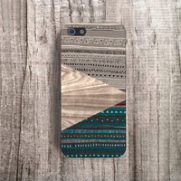 AZTEC iPhone Case Wood Print iPhone 4 Case Wood Print iphone 5 Case Color Block iPhone5s Case Wood Galaxy S4 Case Tribal iPhone case