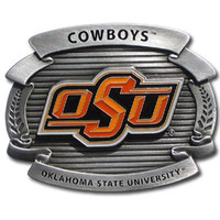Oklahoma State Cowboys NCAA Oversized Belt Buckle