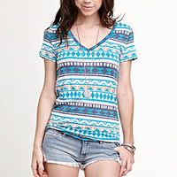 Nollie V-Neck Tee at PacSun.com