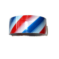 Red, White and Blue Kawaii Tape