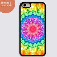 iphone 6 cover,Rainbow mandala iphone 6 plus,Feather IPhone 4,4s case,color IPhone 5s,vivid IPhone 5c,IPhone 5 case Waterproof 182