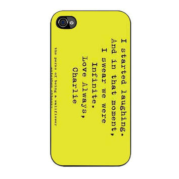 perks of being a wallflower case for iphone 4 4s