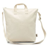 Limited Edition Blank Artist Canvas Kids Zipper Tote Bag