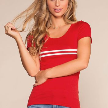 Coolway Top - Red