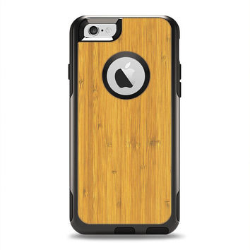 The Real Light Bamboo Wood OtterBox Commuter Case Skin Set (Other Models Available!)
