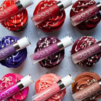 SOC Matte Liquid Lipgloss / Waterproof Lip Gloss 12 Color + Nice Gift Box