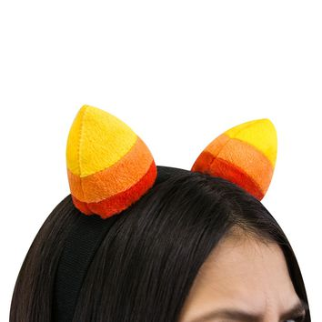 Nepeta Plush Horns & Headband