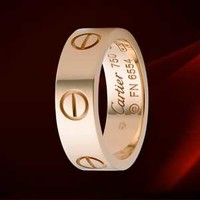 Cartier Pink Gold Love Ring,cartier ring size,cartier men ring prices
