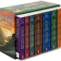 Harry Potter Paperback Boxed Set, Books 1-7