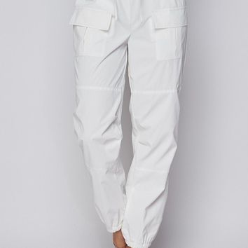 Milky Way Reflective Jogger Pants