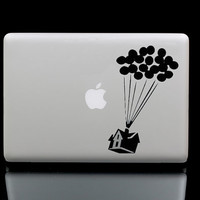 Up - Macbook Decal Macbook Stickers Mac Decals Apple Decal for Macbook Pro Air / iPad / iPhone