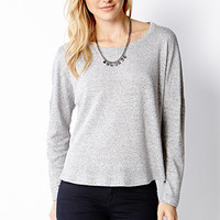 Relaxed Knit Top