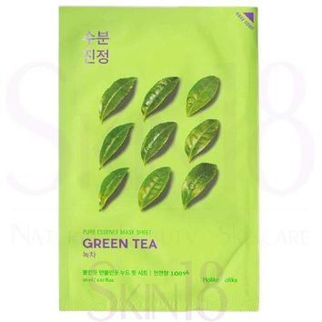 Holika Holika Pure Essence Mask Sheet [Green Tea]