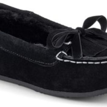 Sperry Top-Sider Holly Slipper BlackSuede, Size 12M  Women's Shoes