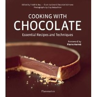 Cooking with Chocolate: Essential Recipes and Techniques (Book & DVD) [Hardcover]