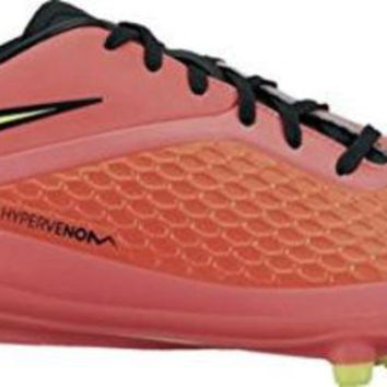 ONETOW Nike Hypervenom Phantom AG Mens Football Boots 599808 Soccer Cleats Artificial Ground (us 12, bright crimson volt hyper ounch 690)