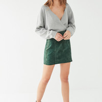 UO Erin Surplice Sweater | Urban Outfitters