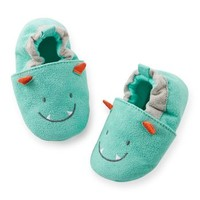 Carter's Monster Baby Slippers
