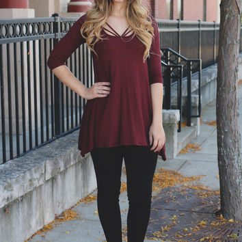 Striking Out Tunic