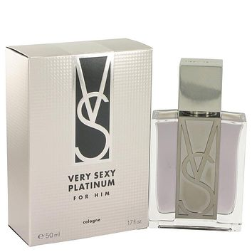 Very Sexy Platinum Eau De Cologne Spray By Victoria's Secret For Men