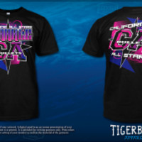 Sparkle T-Shirt - California All Stars