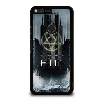 HIM BAND HEARTAGRAM Google Pixel XL Case Cover