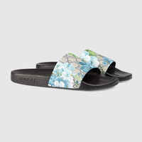 Gucci GG Blooms sandal