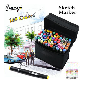 Painting Markers Set Art Painting Marker Fine Point Marker Broad Painting Coloring Pen Markers Sketch Markers Art Supplies Abstract Painting