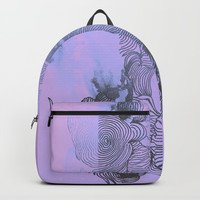 You Make Me Feel Backpack by DuckyB
