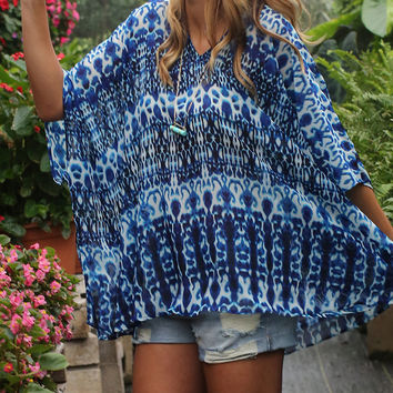 show me your mumu: peta tunic - fontainebleau