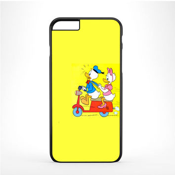 DONALD DUCK Disney Motorcycle Iphone 6 Plus | 6s Plus Case