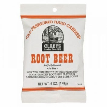 Root Beer Hard Candy Drops