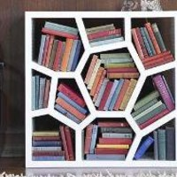 Opus Shelving System ? Bookcases -- Better Living Through Design