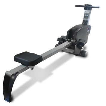 The Fold Away Rowing Machine - Hammacher Schlemmer