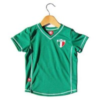 Mexico Toddler Soccer Jersey