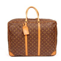 Louis Vuitton Sirius 50 Suitcase 4405 (Authentic Pre-Owned)