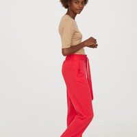 Paper-bag Pants - from H&M