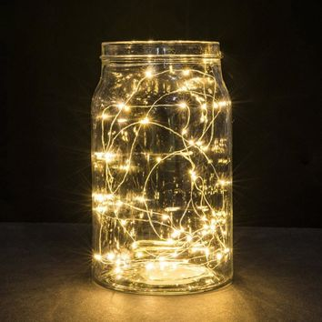 Fairy Bottle Light Battery Operated Xmas Party Holiday DIY Lights