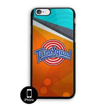 CREYUG7 Tune Squad Space Jam Michael Jordan iPhone 5, 5S Case
