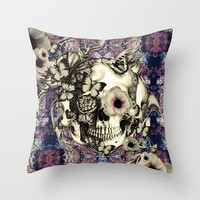 Maybe next time Throw Pillow by Kristy Patterson Design