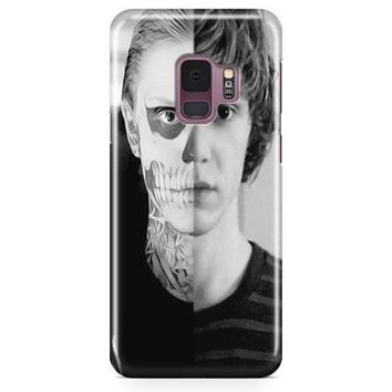 American Horror Story Tate Langdon Evan Peter Samsung Galaxy S9 Plus Case | Casescraft