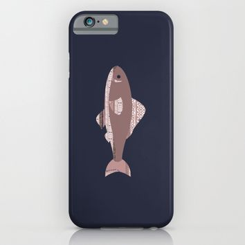 Rose Quartz Fish in the Ocean iPhone & iPod Case by Yaansoon | Society6