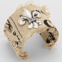 Adorn by Lulu- French Country Side Cuff