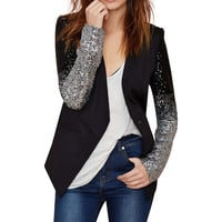 OH She's Sequin Blazer