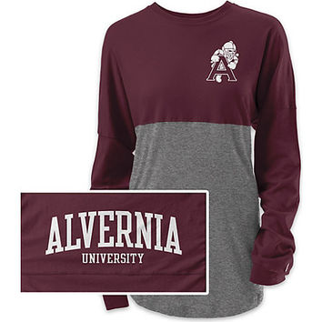 Alvernia University Crusaders Women's Ra Ra T-Shirt | Alvernia University