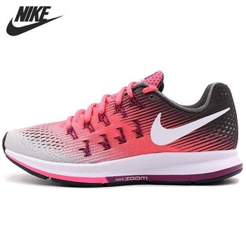 Original New Arrival 2017 NIKE AIR ZOOM PEGASUS 33 Women's Running Shoes Sneakers