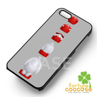 Big Hero 6 Baymax the transformation process -sstl for iPhone 6S case, iPhone 5s case, iPhone 6 case, iPhone 4S, Samsung S6 Edge